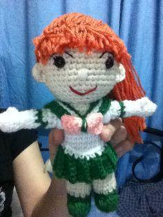 Crochet sailor jupiter