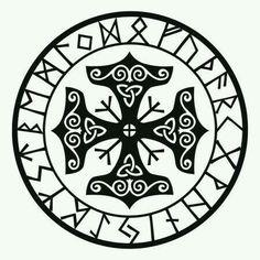 Viking Protection Rune ¤ Talisman ¤