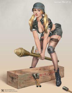 И rosario7@nate.com 02013 Created by PARTISAN,Pin-Up,nazi,в комментах ещё одна,military
