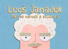 Leoš Janáček ve třech minutách | leosjanacek.eu Leo, Family Guy, Guys, Comics, Fictional Characters, Cartoons, Fantasy Characters, Lion