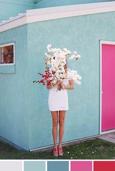 Achados da Bia | Inspiração do Dia | Flores