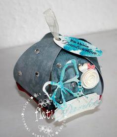 ♥ Flati s  Stempelwelt ♥: Cupcake-Box