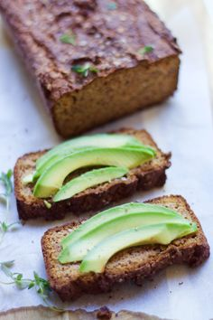 Sweet potato and thyme bread