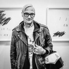 Cultura, arte y diseño mexicano | Inkult Magazine – Sean From Texas | La cara de los nuevos tatuajes punk