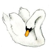 Capture the majesty of swans by following this simple tutorial! By breaking down the swan into simples shapes, you can draw every detail of the bird in any position.