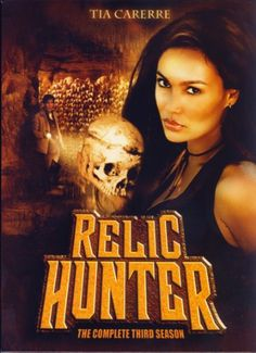 Relic Hunter is an anglophone Canadian television series, starring Tia Carrere and Christien Anholt. Actress Lindy Booth also starred for the first two seasons; Tanja Reichert replaced her for the third.