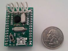 Minion, The Wireless Enabled Dev Board by Nathan Perry, via Kickstarter.