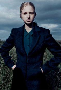 """Enchanted"" by Jasper Abels for Prestage Nº5F/W 2012"
