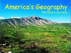 This 30-slide PowerPoint Presentation is a great tool to use to introduce or teach a unit or lesson on the geography of the United States. The land...