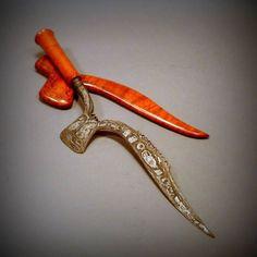 RARE Magical Indonesian Knife Dagger Kudi Tranchang not Sword | eBay