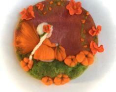 Orientale ragazza fata Bunny primavera foto arazzo di FilzArts