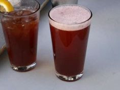 Pomegranate Iced Tea Recipe : Robert Irvine : Food Network - FoodNetwork.com