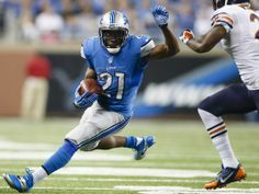 Reggie Bush,Detroit lions RB