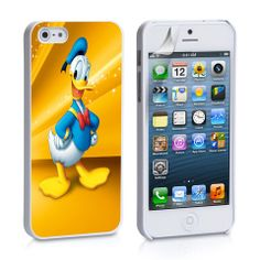Donal Duck iPhone 4, 4S, 5, 5C, 5S Samsung Galaxy S2, S3, S4 Case – iCasesStore