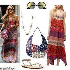 Celebrity Look for Less: Heidi Klum Style