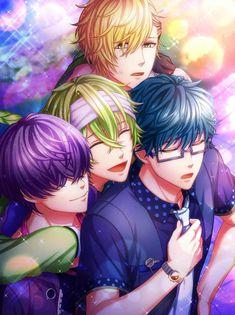 I love their friendship 💕💕💕 World Of Fantasy, Anime Child, Anime Guys, Fan Art, Friendship, Prince, Games, Boys, Anime Characters