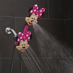 Cartoon shower head - Comfort control lever easily adjusts pressure…