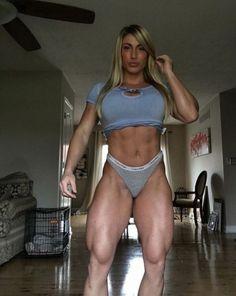 Fitnessmodel Brandy Moore