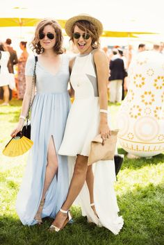 Veuve Clicquot Polo Classic 2013.  Melbourne Cup Style Inspiration.