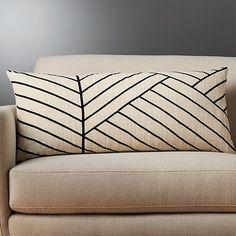 "36""x16"" Forma Pillow |"