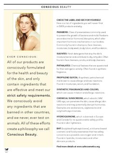 #ClippedOnIssuu from EVER Product Guide www.everskin.com http://www.everskin.com/with/angelayoung