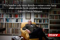 10 frases geniales de Gabriel García Márquez: http://www.muyinteresante.es/cultura/arte-cultura/articulo/diez-frases-de-gabriel-garcia-marquez