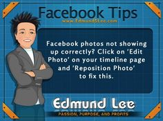 Wonder why your Facebook photos aren't showing up correctly on your timeline? Here's how you can fix that..