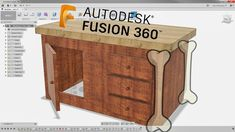 Skeletons in The Wood Cabinet — Fusion 360 Tutorial — #LarsLive 112 Fusion 360, Best For Last, Cad Cam, Pencil Boxes, Dovetail Drawers, Catio, Cnc Machine, Wood Cabinets, Skeletons