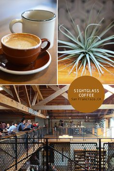 Sightglass Coffee in SOMA, San Francisco