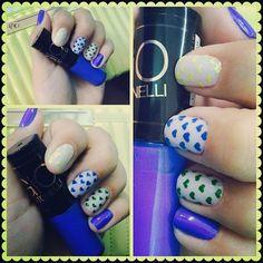 Instagram @marciaeng -Adesivos de unha #nail #nails #nailart #unhas#