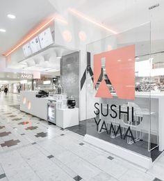 Sushi Yama - Jason Strong Photography - Architecture and Interiors