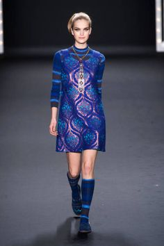 Anna Sui Fall 2013 Ready-to-Wear Runway - Anna Sui Ready-to-Wear Collection - ELLE