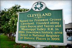 Some of the most historic sites in Mississippi can be found right here in Cleveland. From the Mississippi Dockery Plantation, said to be the very site where the blues were born, to the historic Crosstie shopping and dining district, Cleveland offers some of the very best of the Delta.