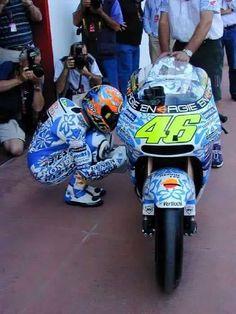 Valentino Rossi, Mugello 2001