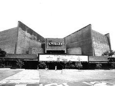 The Quad, a modern 4-cinema complex in 1977.