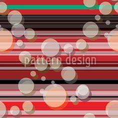 Hochqualitative Vektor-Muster auf patterndesigns.com - Rotes-Streifen-Rapportmuster, designed by Matthias Hennig