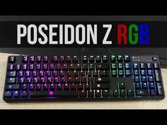 Thermaltake Tt eSPORTS Poseidon Z RGB Mechanical Gaming Keyboard Review