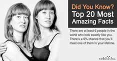 Did You Know Top 20 Most Amazing Facts