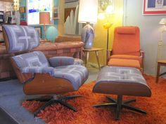Remnant PDX San Miguel Pendleton Chair