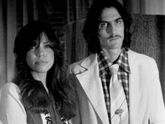 Carly & James Taylor In The Early Days