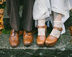 Autumnal Wedding in Sweden