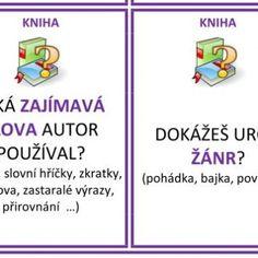 Produkt - Úkoly na kartách pro dílnu čtení Author, Literatura