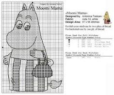 New knitting charts moomin ideas charts free New knitting charts moomin ideas Beaded Cross Stitch, Cross Stitch Charts, Cross Stitch Embroidery, Embroidery Patterns, Cross Stitch Patterns, Knitting Basics, Easy Knitting Patterns, Knitting Charts, Les Moomins