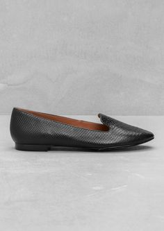 & Other Stories | Leather Slippers