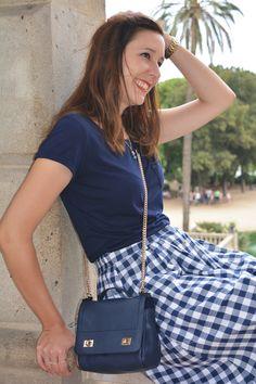 sarixrocks tartan skirt #kissmylook