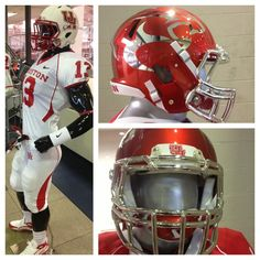 college football 2013   Houston Cougars new football uniforms for 2013 hit the internet ...