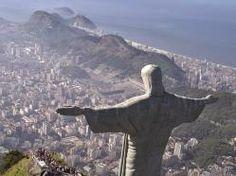Cristo Redentor - Brasil. Altura: 30,1 metros.