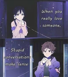 Anime: Tamako market This is so cute Sad Anime Quotes, Manga Quotes, Cartoon Quotes, Drawing Quotes, Anime Couple Kiss, Cute Anime Couples, Mood Quotes, True Quotes, Funny Quotes