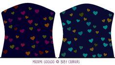 THE KOKORO KIREI NAVY fabrics are on way to our studio 😀😀😀 info@madamegoogoo.com