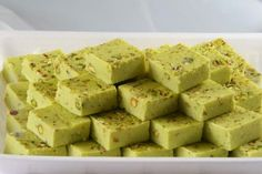 Pista Barfi, Indian sweet